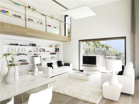 white home interior design white house in almu 241 ecar granada susanna cots interior design