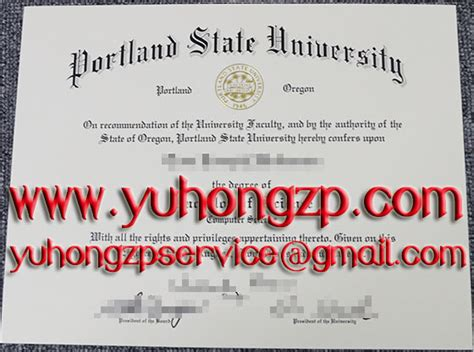 Certificate Prgram Mba Protland State by Portland State Degree Portland State