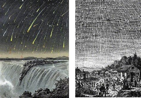 Meteor Shower Of 1833 by November S Leonid Meteor Shower Astronomy Essentials