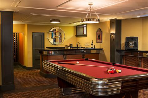 12 billiards rooms with bars homes of the rich