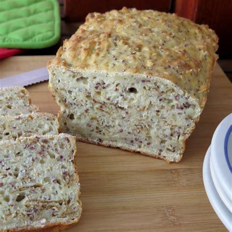 whole grain quinoa bread recipe quinoa oatmeal bread breadbakers s recipes and