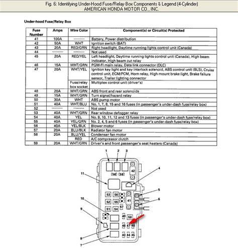 honda accord brake light switch honda accord 2009 fuse box tail light 37 wiring diagram