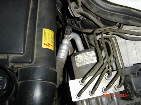 Switch Pressure Ac Mercedes C180 W203 Answer Ac Pressure Mbworld Org Forums