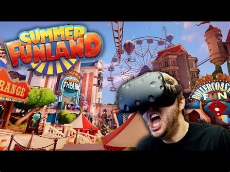 video clip hay theme park in virtual reality oculus rift