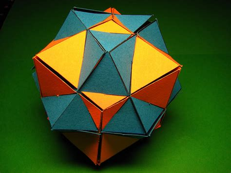 Origami Pronunciation - dodecahedron definition meaning