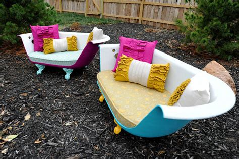 bathtub couch items similar to cast iron bathtub couch on etsy