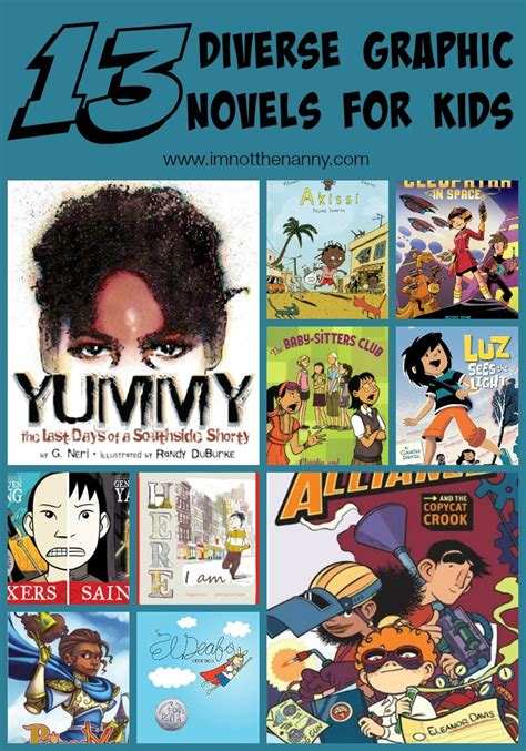 the child a novel books 13 diverse graphic novels for i m not the nanny