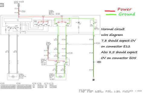 small how to on power window switch check club3g forum