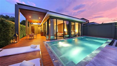3 bedroom villa hua hin v villas hua hin mgallery by sofitel award wining pool