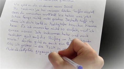 Telc Musterbriefe pr 252 fung brief b 1 und a 2 schreiben 2 priv
