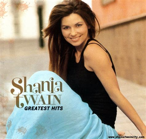 shania best of shania city shania s cds covers collection