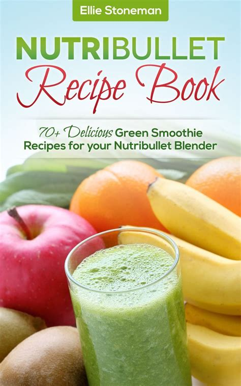 Nutribullet Recipes 3 Day Detox by Energy Smoothie Nutribullet
