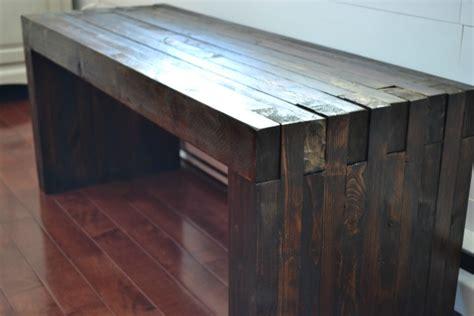 diy indooroutdoor dining bench pretty handy girl
