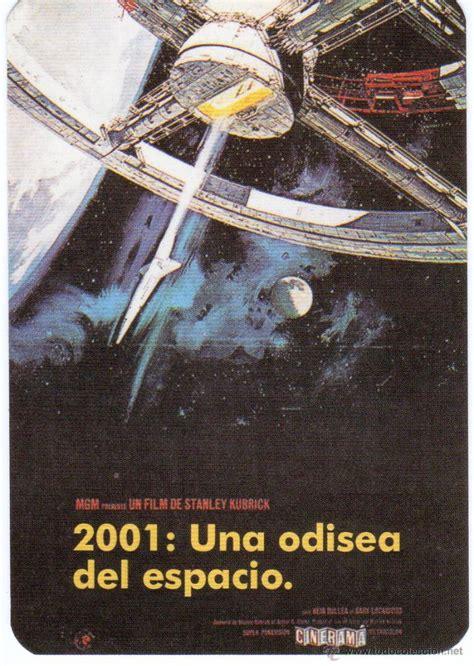 2001 una odisea calendario de bolsillo cine caratula 2001 comprar calendarios antiguos en todocoleccion