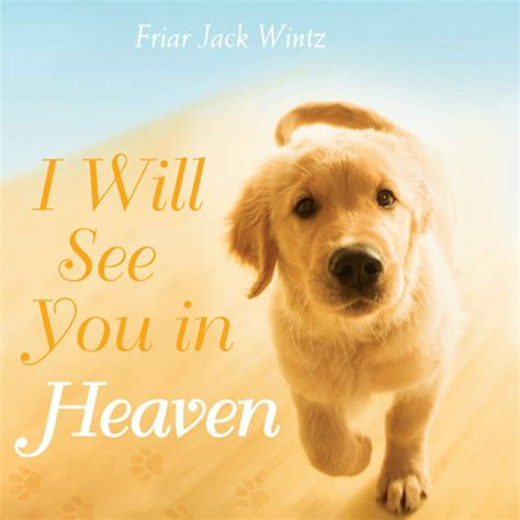 dogs in heaven i will see you in heaven edition pet memorialization collection