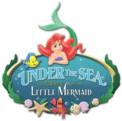 behind the scenes of under the sea ~ journey of the little