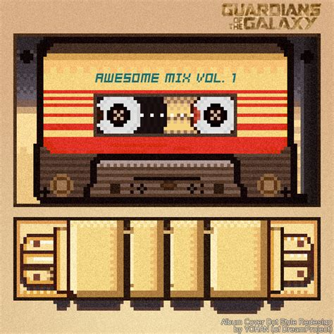 printable star lord walkman mix gif find share on giphy