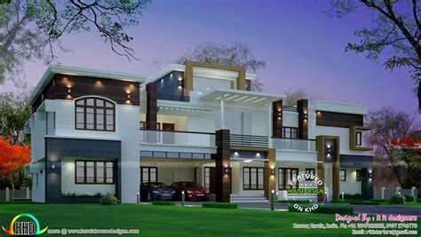 2016 style kerala home design kerala home design and february 2016 kerala home design and floor plans