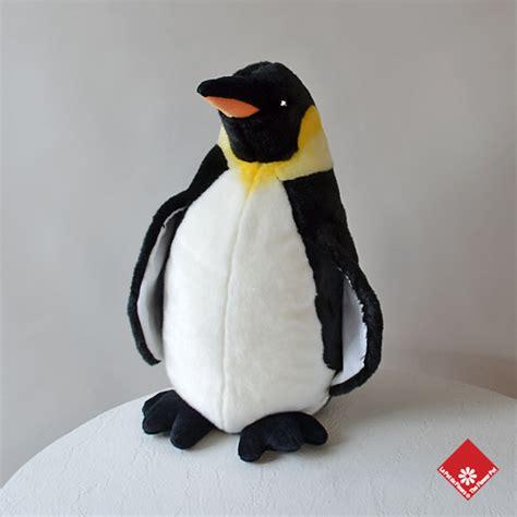 Animal Flower Pot Penguin plush penguin montreal toys the flower pot