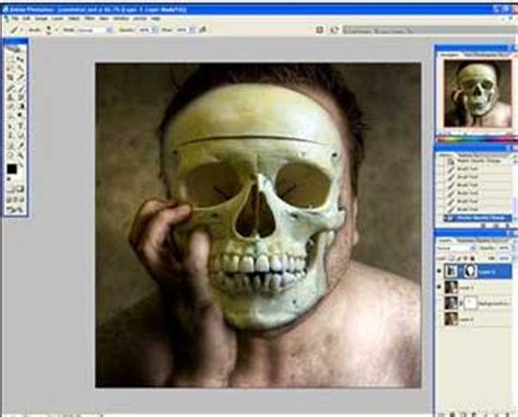 tutorial zombie edit halloween photoshop tutorial creating zombie photo editing