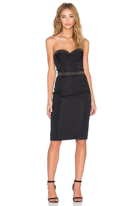 sass bide lyst sass bide modern delirium dress in black