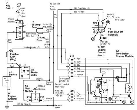 455 deere fuse box diagram deere wiring