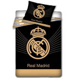 Cot Bed Duvet Covers For Boys Official Real Madrid Single Amp Double Duvet Covers Football