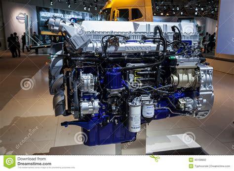 Gebrauchte Motoren Hannover by Nowy Volvo Silnik Diesla Fotografia Editorial Obraz