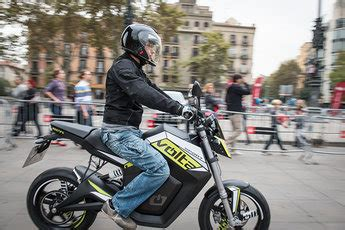 Elektromotorrad Bultaco by Motocicletas El 233 Ctricas H 237 Bridos Y El 233 Ctricos Coches