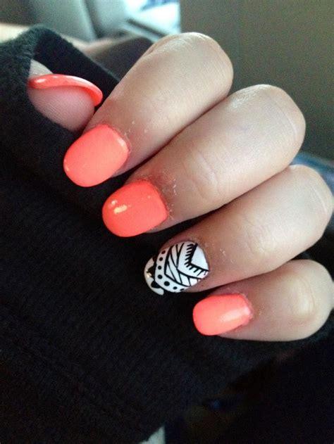 Aztec Nail Designs
