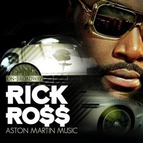 Aston Martin Lyrics by Aston Martin Rick Ross
