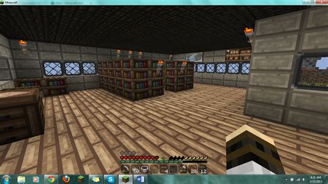 meanders in minecraft i a new house