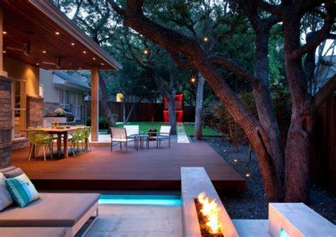 ideen für vorgarten gestalten hinterhof design