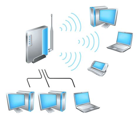 wireless home design a wireless home network