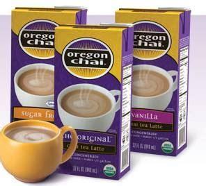 Oregon Sweepstakes - kerry inc oregon chai sweepstakes