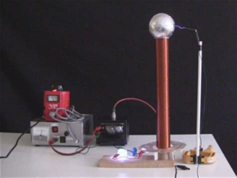 Tesla Coil Tuning Make A Spiral Primary Coil For A Tesla Coil