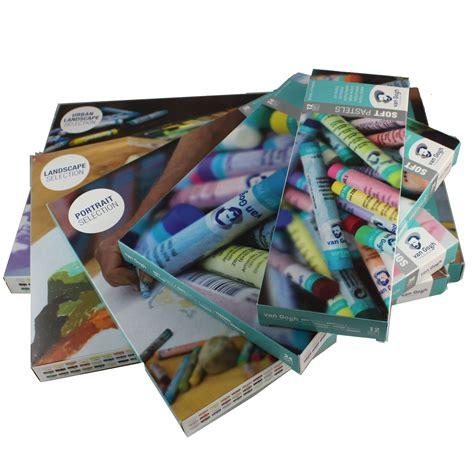 Soft Pastel Set 36 royal talens gogh soft pastel sets 12 24 36 48 60