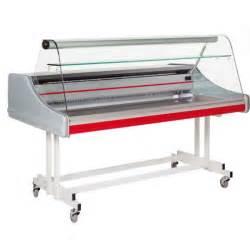 meuble vitrine r 233 frig 233 r 233 e d exposition 1250 mm avec roulettes