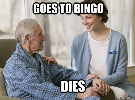 Nursing Home Meme - nursing home freshman memes quickmeme