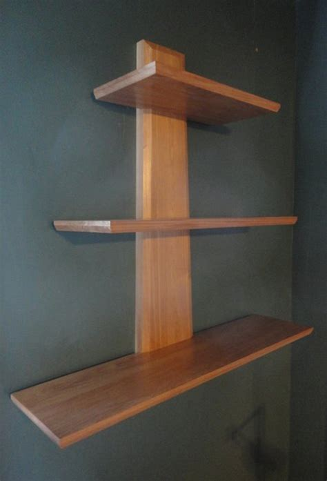 plans for wood wall shelves
