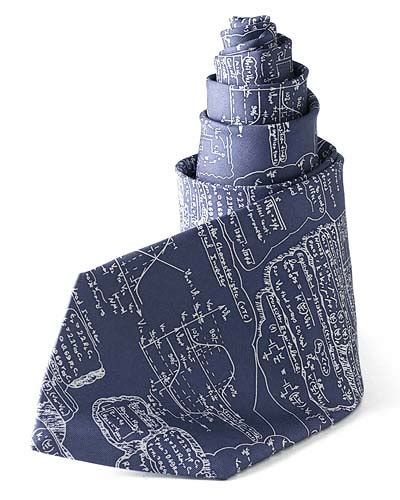 math formulas tie equation covered blue and white