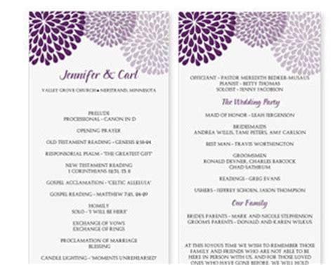 birthday dinner program agenda invitations ideas