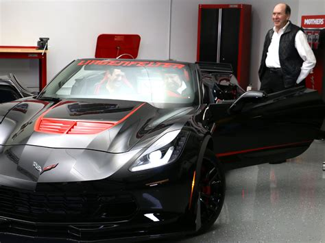 2016 Corvette Dream Giveaway - video john wilson wins the vettes in the 2016 corvette dream giveaway corvette