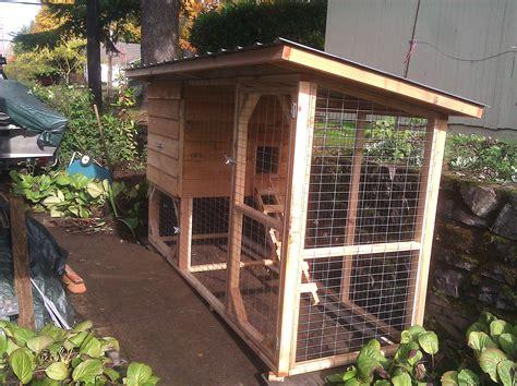 simple steps    build  backyard chicken coop