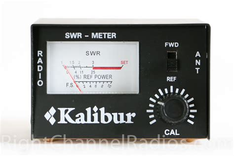 Swr Meter swr meter with jumper cable right channel radios