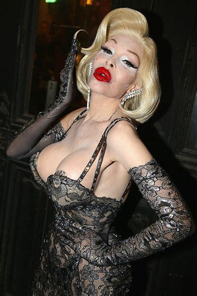 Amanda Lepore To Appear In Buzzworthy New by Yahoo7 Lifestyle Fashion And Healthy Living