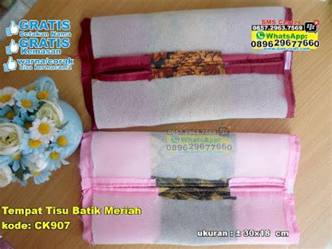 Gantungan Tissue Tempat Tisu Penjepit Tissu Box Di Mobil Car Holder tempat tisu batik meriah souvenir pernikahan
