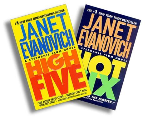 twenty four a plum novel books janet evanovich high five six plum 5 6