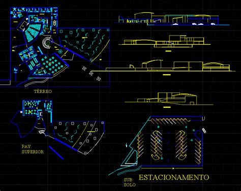 theater dwg section  autocad designs cad