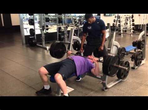 315 bench press 315 x 8 bench press lifting awareness